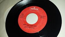 JERRY LEE LEWIS Home Away From Home  There Must Be More To Love MERCURY 73099 45