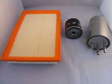 Fiat Stilo 1.9 JTD Diesel Service Kit Oil + Air + Fuel Filter 2007-Onwards 150HP