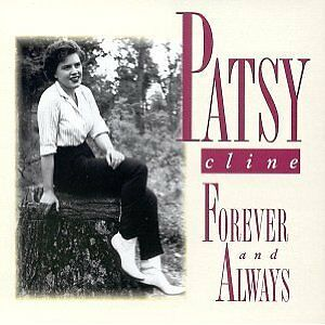 Patsy Cline - Forever And Always (1992 US Import 10-track CD, NM)