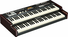used Hammond SK2  61-Key Dual Manual Organ  Drawbars,SK 2,w EXP20 pedal//ARMENS.