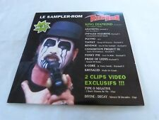 KING DIAMOND - THE PUPPET MASTER !!!FRENCH EXCLUSIVE  CD !!!!!!!!!!