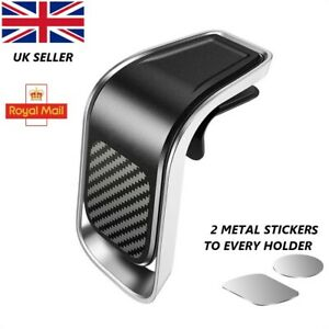 Universal Magnetic in Car Mobile Phone Holder Air Vent Mount Dashboard