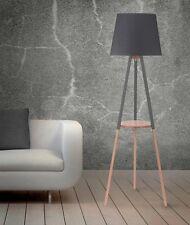 Stehlampe Lampe Stehleuchte Dreibein Leuchte Standleuchte groß 148 cm