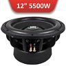 "12"" Subwoofer 5500W 2Ohm Dual Voice Coil SPL EXTREME HIGH POWER CAR SUBWOOFER!!!"