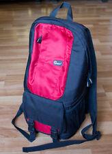 Lowepro Fastpack 100 Red Black Digital DSLR Camera Bag Backpack - FREE SHIPPING