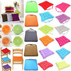 Soft Office Round Fruit Pillow Home Dining Room Cushion Chair Seat Buttocks Pads
