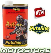 PUTOLINE ACTION FLUID MOTORCYCLE FOAM AIR FILTER OIL 1 LITRE