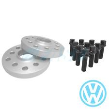 Volkswagen Spacers Hub Centric 20mm | 5x100, 5x112, 57.1 | 2 Pc Kit Radius Bolts