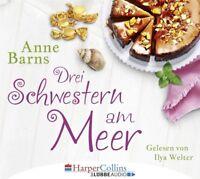 DREI SCHWESTERN AM MEER - BARNS,ANNE  4 CD NEW