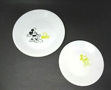 1 Corelle Disney Mickey Mouse Dinner Plate