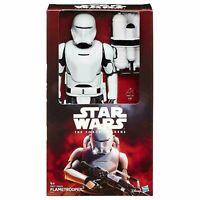 "Star Wars 12"" Action Figure  FLAMETROOPER Storm Flame Trooper Weapon Titan NEW"