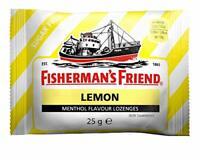 Fishermans Friend Multi Buy 25 g Lemon Sugar Free Sore Throat Medication - Pack