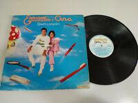 "Enrique Y Ana Große Y Kleine Hispavox 1983 - LP vinyl 12 "" VG/VG 2T"