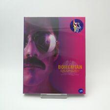 Bohemian Rhapsody - 4K UHD + Blu-ray Steelbook Lenticular Edition