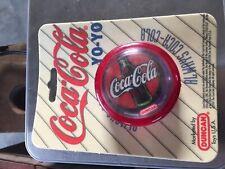 1994 Coca Cola Duncan YoYo Unopened