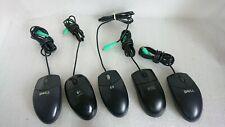 Job lot PC PS2 mice x5