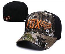 Fox Racing Flex 45 Flexfit Hat Adult Mens Baseball Cap Sunvisor  W6
