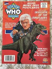 Dr Doctor Who Monthly Magazine Comic Issue 203 - 1st Sep 1993