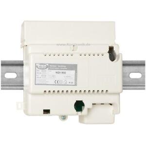 NV 800 / NGV 800    Netzgleichrichter/Verstärker Balcom-CTC