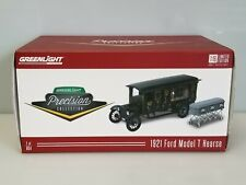Greenlight Collectibles Limited Edition Diecast 1:18 1921 Ford Model T Hearse
