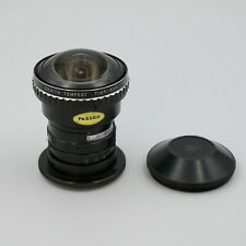 Zenith Tempest fish-eye Camera Lens C-Mount or 52mm 0.15x Made in Japan