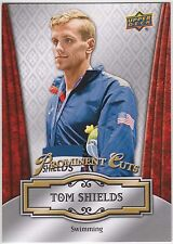 TOM SHIELDS 2016 Upper Deck National NSCC Prominent Cuts #PC-2