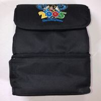 Walt Disney World Black insulated Lunch Bag 2005 (GoodCondition)