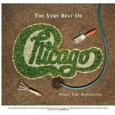 Chicago - The Very Best Of: Only The Beginning [New CD]