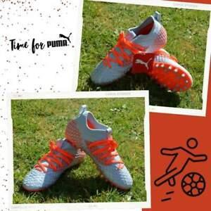 NEW! Boys Football Boots Puma Future Netfit MG - Various sizes