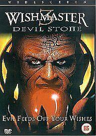 Wishmaster 3 - Devil Stone (DVD, 2003)