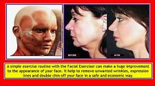Facial Exerciser Anti-aging and double Chin Remover