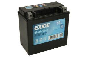 Exide EK131 Stützbatterie Start-Stopp Auxiliary 12Ah 13Ah für BMW Mercedes Audi