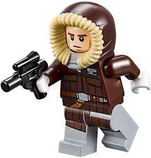 LEGO STAR WARS 75138 MINIFIGURE : HAN SOLO - BRAND NEW