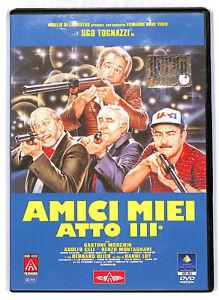 EBOND Amici miei - Atto IIIº DVD D574620