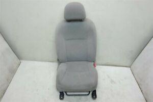 2010 2011 2012 2013 Toyota Corolla Front Passenger Seat Gray Cloth OEM
