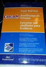 Cascade with Phosphates Professional Fryer Boil Out 85-oz ( PGC59097)  Case of 6