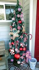 Spectacular Candy Land Themed Christmas Tree Ornaments and Decorations