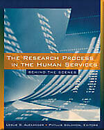 The Research Process in the Human Services Behind the Scenes