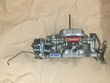 Edelbrock GM 1406 600 cfm 4 BBL Carburetor Carb Electric Choke