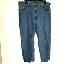 LEVIS 550 Medium Blue JEANS Men's 42 x 30, Excellent