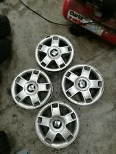 RONAL 15 inch rims 5 100 seat Leon mk1 set of 4