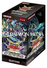 "Yugioh Cards Booster SP ""Wing Raiders"" Booster Box / Korean Ver / 20Pack"
