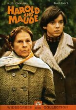 Harold and Maude DVD Region 1