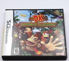 DK Jungle Climber Donkey King Nintendo DS Game NDS Lite DSi 2DS 3DS XL a F01