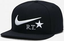 Nike NikeLab x RT Ricarrdo Tisci Hat - Snapback One size Black/White 843147-010