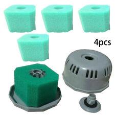 4 Stück Spa Whirlpool Filter Wiederverwendbar für Lazy S1 V1 Typ Bio-Schaum