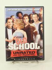 Old School  Used  DVD  MC4A