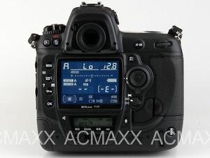 """ACMAXX 3.2"""" HARD LCD SCREEN ARMOR PROTECTOR for NIKON D4S D-4S D4-SBODY"""