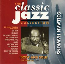 COLEMAN HAWKINS : BODY AND SOUL / CD - TOP-ZUSTAND