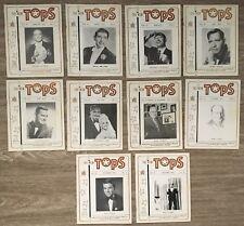 TOPS Magic Magazines 1970
